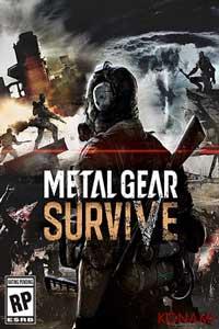 Metal Gear Survive By Xattab скачать торрент
