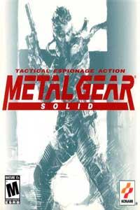 Metal Gear Solid 1 скачать торрент