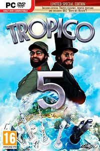 Тропико 5 скачать торрент