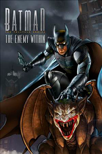 Batman The Enemy Within скачать торрент