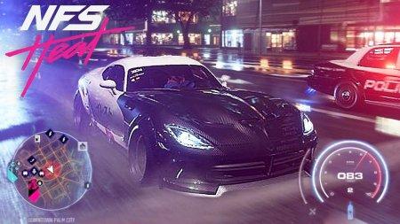 Need for Speed Heat 2019 скачать торрент
