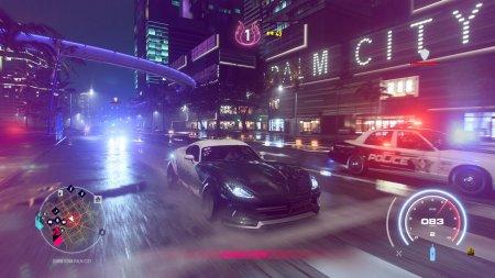 Need for Speed Heat 2019 Механики скачать торрент