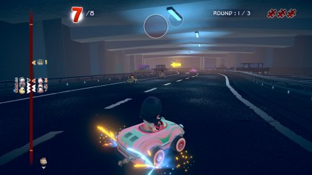 Garfield Kart: Furious Racing скачать торрент