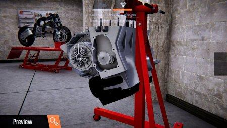 Biker Garage: Mechanic Simulator скачать торрент