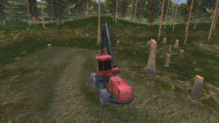 Forest Harvester Tractor 3D скачать торрент
