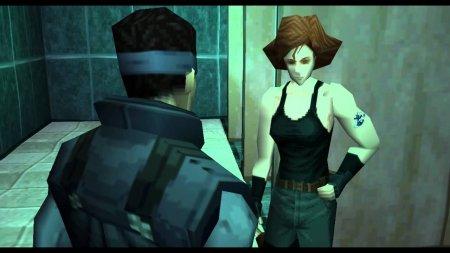 Metal Gear Solid 1 Механики скачать торрент