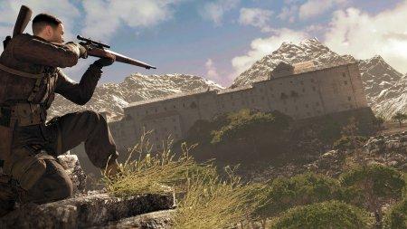 Снайпер Элит 4 скачать торрент