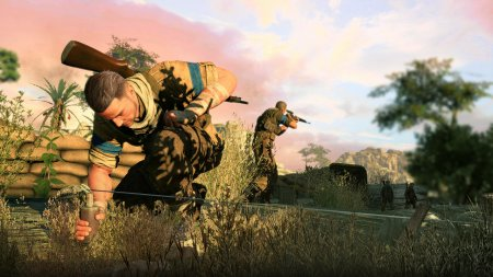 Снайпер Элит 3 скачать торрент