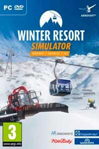 Winter Resort Simulator скачать торрент