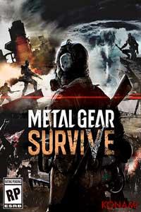 Metal Gear Survive Механики скачать торрент