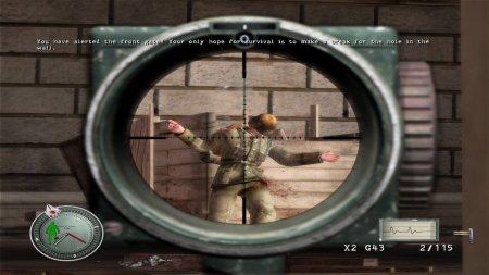 Снайпер Элит 1 скачать торрент