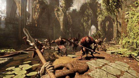 Warhammer Vermintide 2 скачать торрент