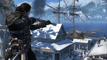 Assassins Creed Rogue Remastered скачать торрент