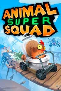 Animal Super Squad скачать торрент