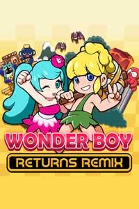 Wonder Boy Returns скачать торрент