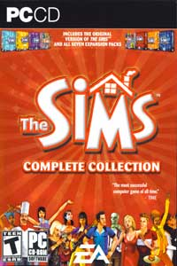 The Sims 1 Complete Collection скачать торрент