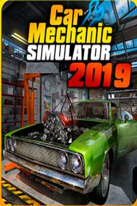 Car Mechanic Simulator 2019 скачать торрент