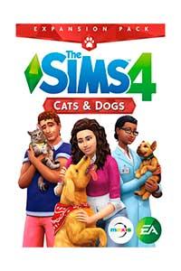 The Sims 4 Cats & Dogs скачать торрент