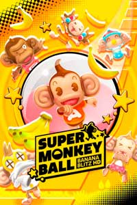 Super Monkey Ball: Banana Blitz HD скачать торрент