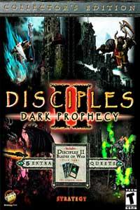 Disciples 2 Dark Prophecy скачать торрент