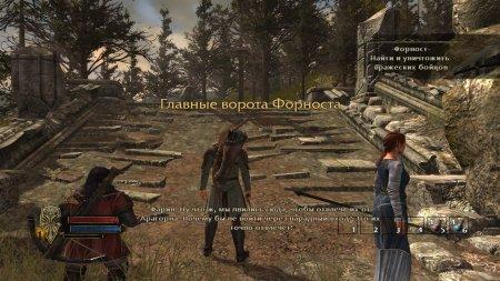 Властелин Колец Война на Севере игра скачать торрент