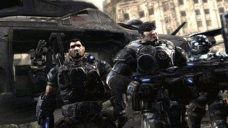 Gears of War скачать торрент