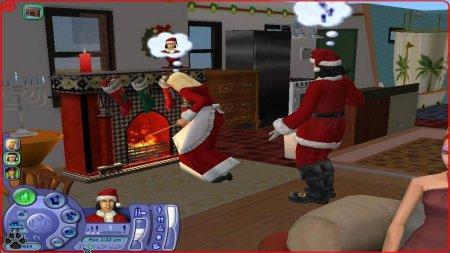 Sims 2 Механики скачать торрент