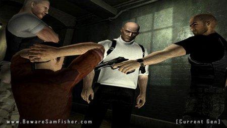 Splinter Cell Double Agent скачать торрент