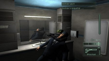 Splinter Cell Pandora Tomorrow скачать торрент
