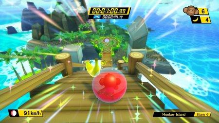 Super Monkey Ball: Banana Blitz HD скачать торрент