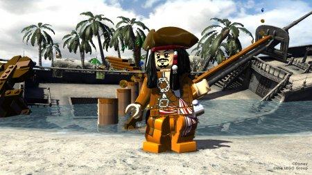 Пираты Карибского Моря Лего игра скачать торрент