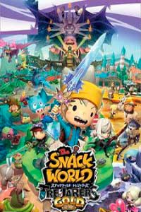 SNACK WORLD: THE DUNGEON CRAWL — GOLD скачать торрент
