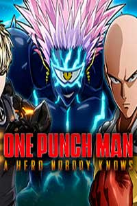 One Punch Man: The Hero Nobody Knows скачать торрент