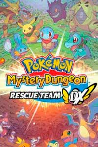 Pokemon Mystery Dungeon: Rescue Team DX скачать торрент