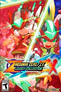 Mega Man Zero/ZX Legacy Collection скачать торрент