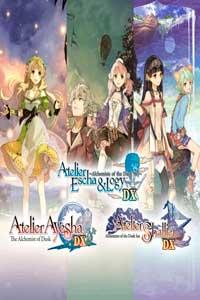 Atelier Dusk Trilogy Deluxe Pack скачать торрент