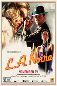 L.A. Noire Remastered скачать торрент