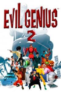Evil Genius 2 скачать торрент