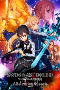 Sword Art Online: Alicization Lycoris скачать торрент