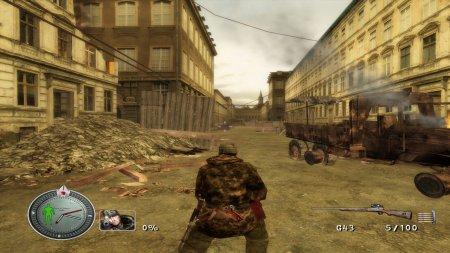 Sniper Elite 1 скачать торрент