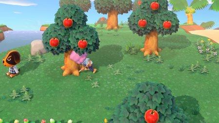 Animal Crossing: New Horizons скачать торрент