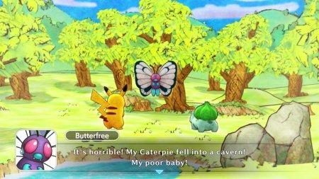 Pokemon Mystery Dungeon: Rescue Team DX скачать торрент