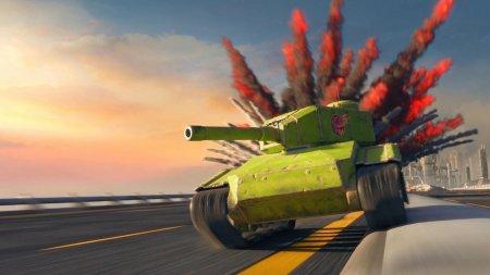 Tanki X скачать торрент