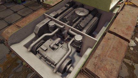 Tank Mechanic Simulator Механики скачать торрент