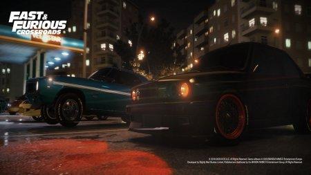 Fast & Furious: Crossroads скачать торрент