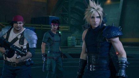 Final Fantasy 7 Remake Механики скачать торрент