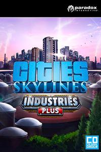 Cities Skylines Industries скачать торрент