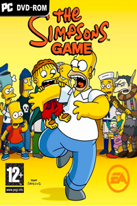 The Simpsons Game скачать торрент