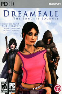 Dreamfall The Longest Journey скачать торрент