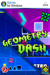 Geometry Dash скачать торрент игру